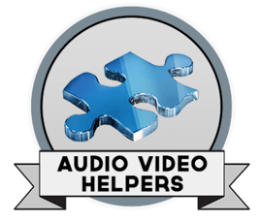 Audio Video Helpers